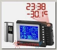 Rst 32705 проекционные часы с метеостанцией