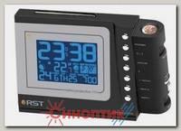 Rst 32711 часы с красной проекцией