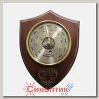 БРИГ БМ91372-М гравировка герб барометр