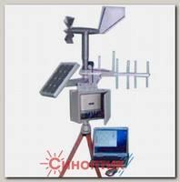 Гидрометприбор МК-14 цифровая метеостанция без радиодатчика