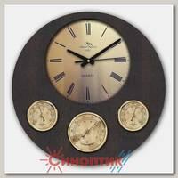 Москвин М19.31 барометр+гигрометр+термометр