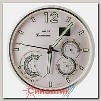 Rst 77745 настенные часы с барометром