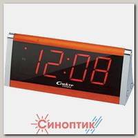 Спектр СК 0090 С-К электронные сетевые часы