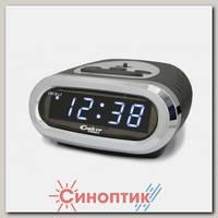Спектр СК 0610 Т-Б настольные сетевые часы