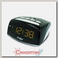 Спектр СК 0720 Ч-О цифровые часы-будильник
