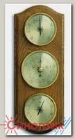 TFA 20.1000.03.01, деревяная барометр+гигрометр+термометр