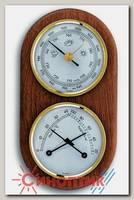TFA 20.1051, деревяная барометр+гигрометр+термометр