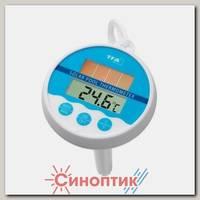 TFA 30.1041. круглый термометр