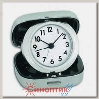 TFA 60.1012 часы-будильник с металлическим футляром