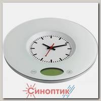 TFA 60.3002 весы кухонные c кварцевыми часами