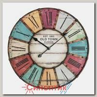 TFA 60.3021 аналоговые настенные часы