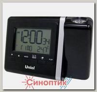 Uniel UTP-80 настольные часы с проектором